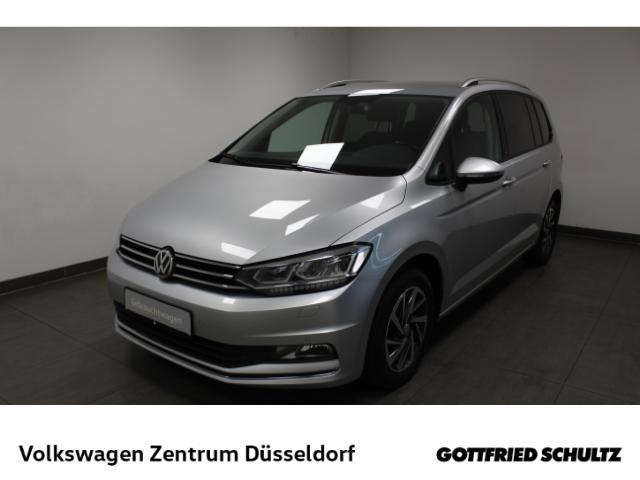 Volkswagen Touran Sound 2.0 TDI DSG 7Sitzer *LED*Navi*AHK*Standhzg*SHZ*PDC*, Jahr 2017, Diesel