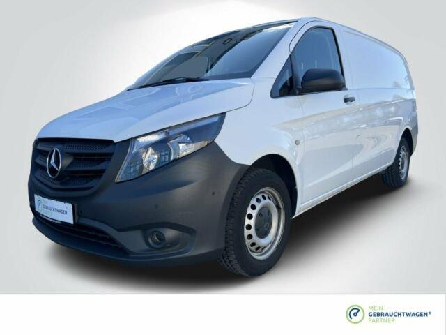 Mercedes-Benz Vito 109 CDI FWD lang*Spur*PDC, Jahr 2018, Diesel