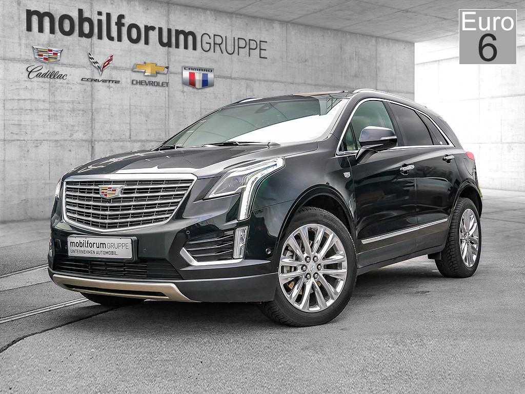 Cadillac XT5, Jahr 2019, Benzin