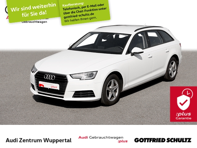 Audi A4 Avant 1.4TFSI LEDER XEN KEYLESS FSE PDC SHZ, Jahr 2017, Benzin