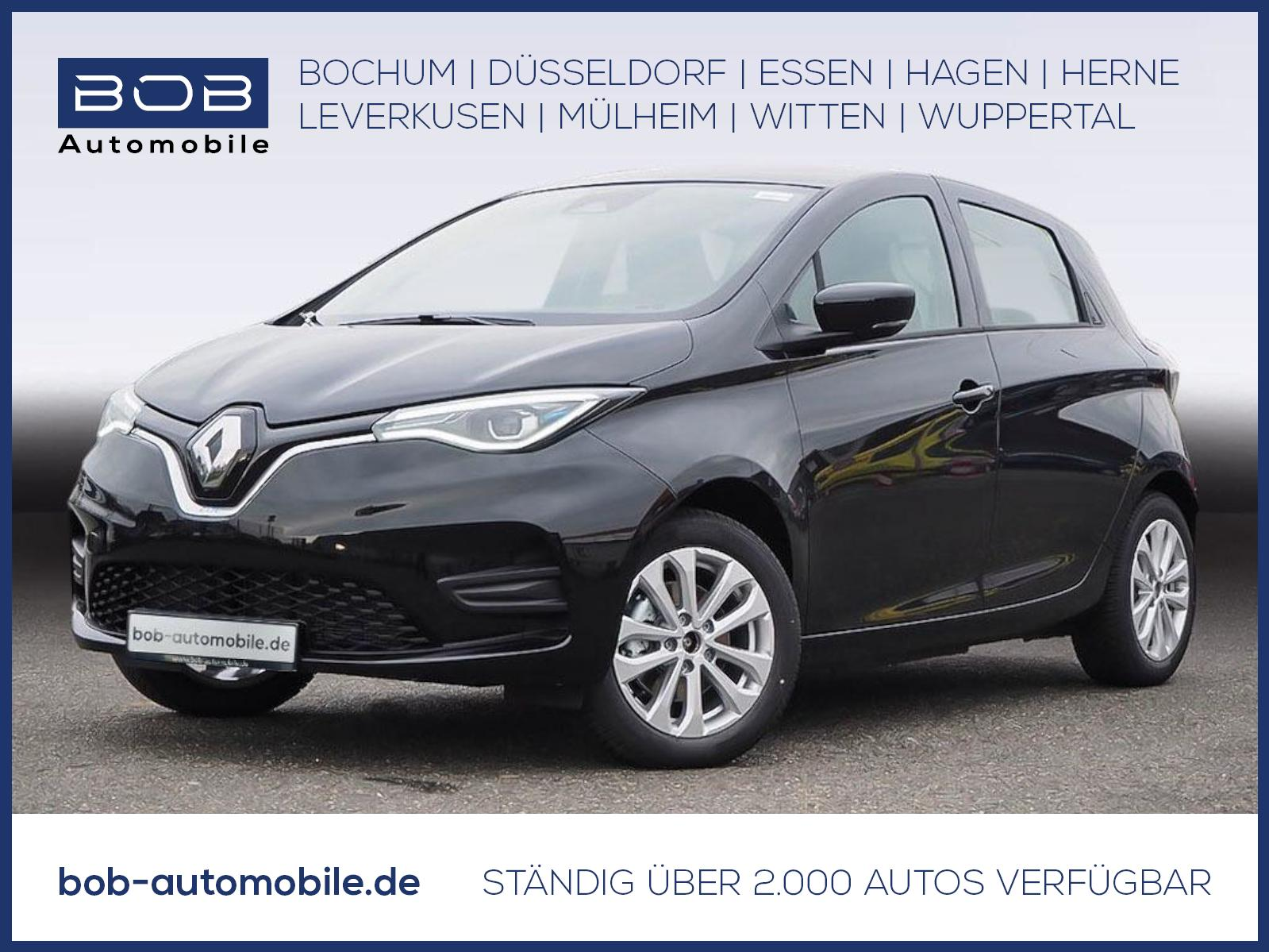 Renault ZOE EXPERIENCE Batteriemiete R110 Z.E. 50 NAVI, Jahr 2021, Elektro