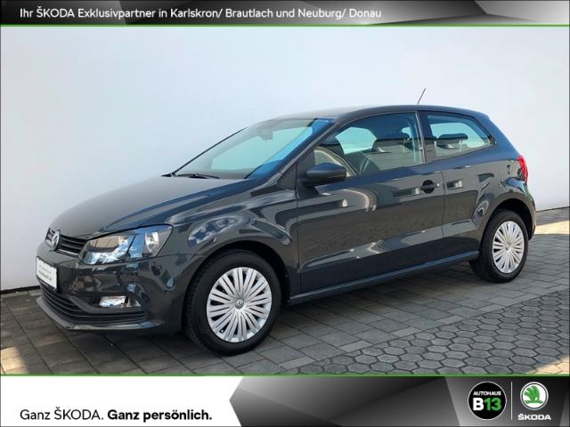 Volkswagen Polo V Trendline 1.0 Klimaanlage MP3 AUX-IN RDC Elektr. Fensterheber, Jahr 2016, Benzin