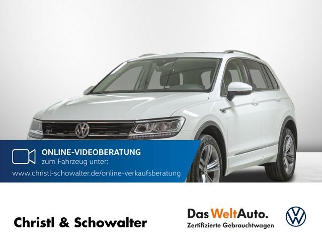 Volkswagen Tiguan R-Line HL 2.0 TDI 4Motion DSG AHK Pano Navi, Jahr 2018, Diesel