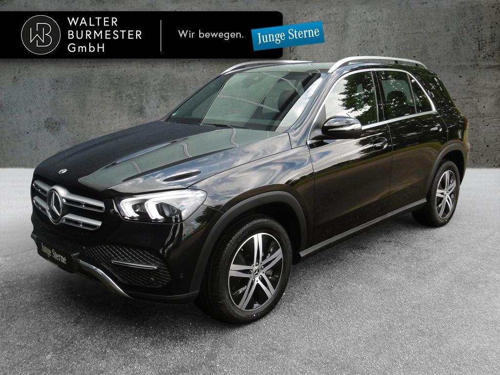 Mercedes-Benz GLE 450 4M Pano.-Dach+LED+AHK+Kamera+PDC, Jahr 2020, Benzin