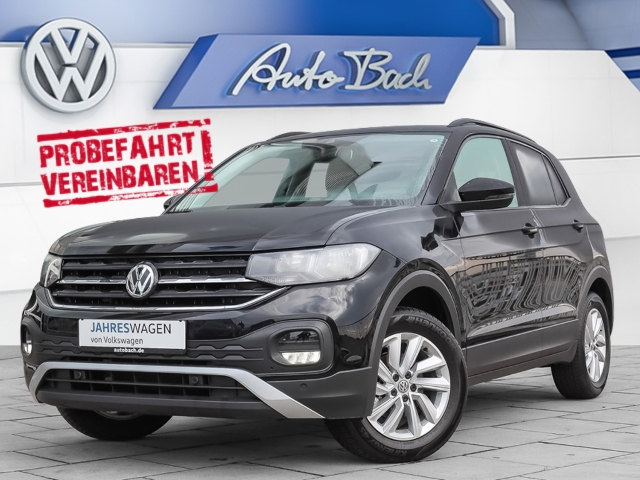 Volkswagen T-Cross Life 1.0 TSI Navi EPH Climatronic, Jahr 2019, Benzin
