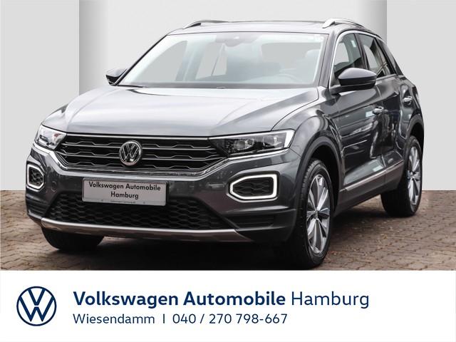 Volkswagen T-Roc 1.6 TDI Style Klimaautomatik PDC EGD Std.Hzg, Jahr 2019, Diesel