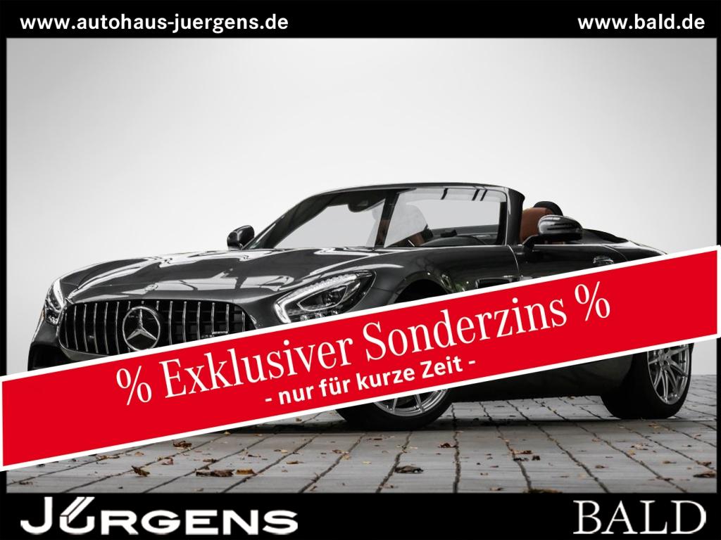 Mercedes-Benz AMG GT Roadster Perf-Sitze/Designo/Memo/Burm/Cam, Jahr 2017, Benzin