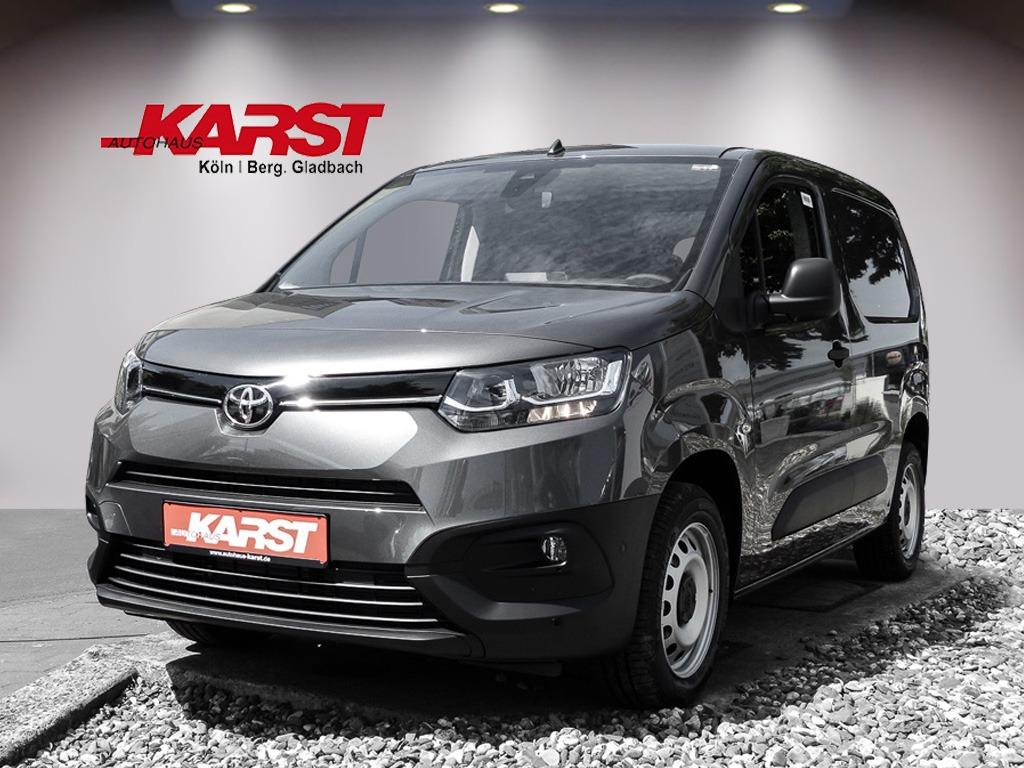 Toyota Proace City L1 102 PS Comfort Navigation, Jahr 2021, Diesel