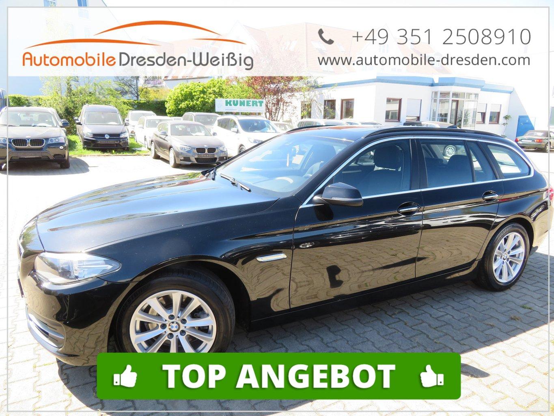 BMW 520d xDrive*Pano*Navi*Xenon*Euro6, Jahr 2015, diesel