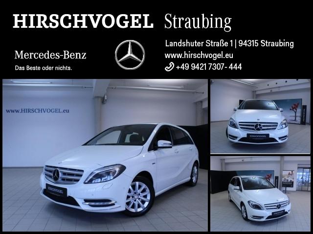 Mercedes-Benz B 180 BE Navi+Xen+Park-Pilot+SHZ+Laderaum-Paket, Jahr 2012, Benzin