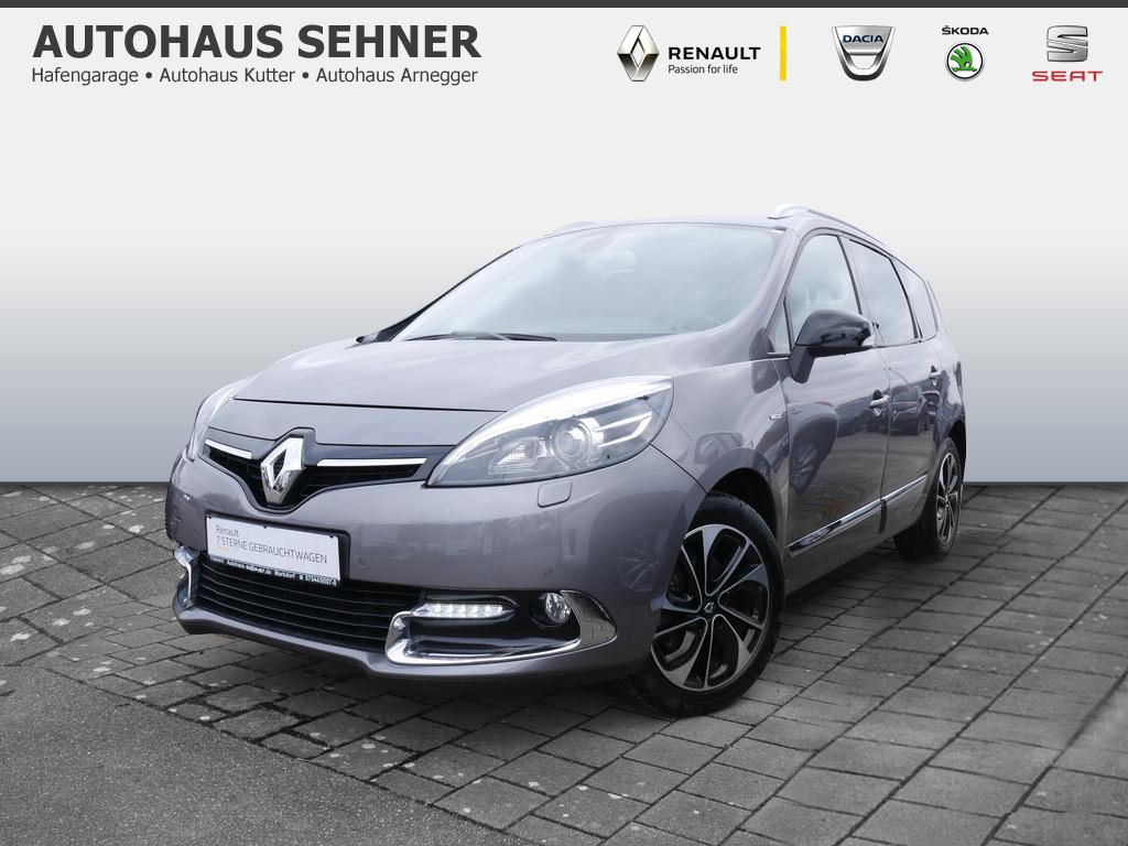 Renault Grand Scenic 1.5 Bose Energy dCi 110, Jahr 2016, Diesel