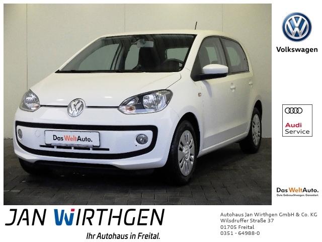 Volkswagen up! 1.0 move, Jahr 2016, Benzin