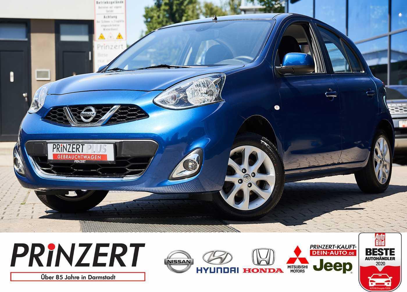 Nissan Micra 1.2 MT 'Acenta' Comfort Plus, Jahr 2016, Benzin