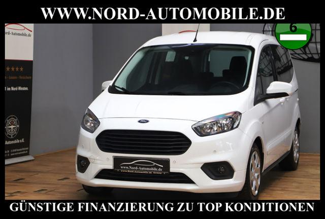 Ford Tourneo Courier 1.5 TDCi*Klima*PDC*5-Sitzer*, Jahr 2019, Diesel