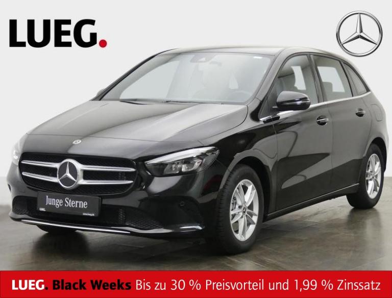 Mercedes-Benz B 200 Style+MBUX+Navi+LED-HP+elHeck+ParkA+Kamera, Jahr 2019, Benzin