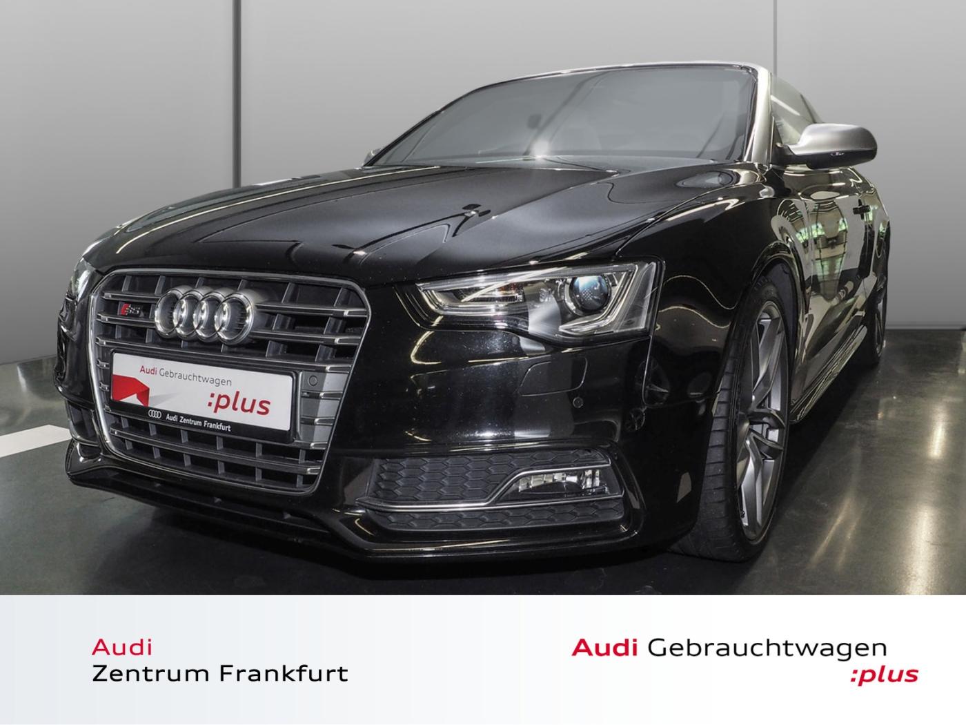 Audi S5 Cabriolet 3.0 TFSI quattro S tronic Navi Xeno, Jahr 2016, Benzin