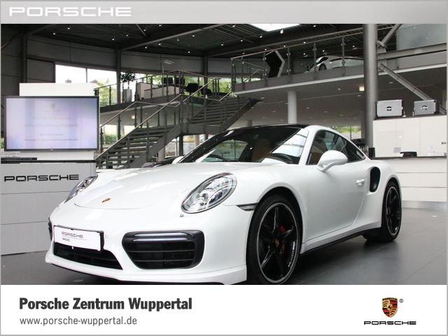 Porsche 911 991 Turbo Hinterachslenkung Sitzheizung Lenkradheizung, Jahr 2016, Benzin