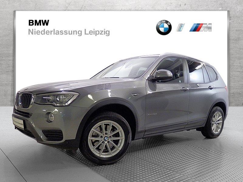 BMW X3 xDrive20d EURO6 Advantage HiFi Xenon RFK Navi Bus. USB, Jahr 2017, Diesel