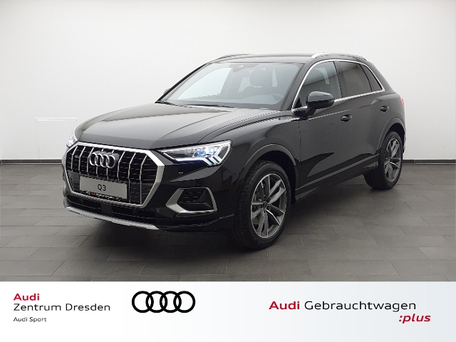 Audi Q3 advanced 45 TFSI quattro S tronic **sofort**, Jahr 2021, Benzin