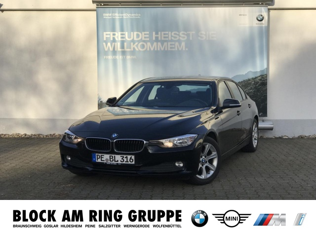 BMW 316dA Bluetooth Klima PDC el. Fenster, Jahr 2015, diesel