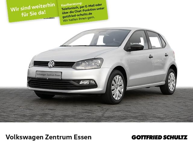 Volkswagen Polo 1.0 Klima ZV Euro 6 4 Türen Isofix BC Metallic, Jahr 2016, Benzin