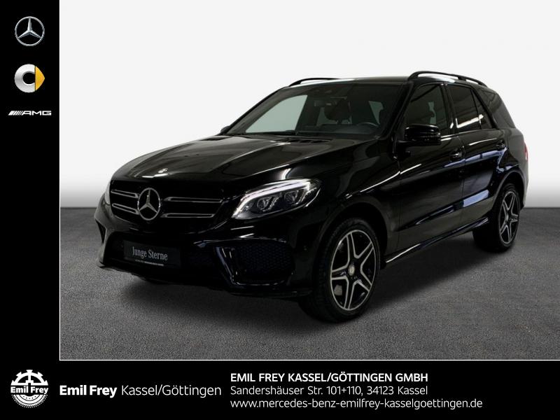 Mercedes-Benz GLE 400 4M AMG Night+COMAND+360°+LED-ILS+Servoschließ, Jahr 2016, Benzin