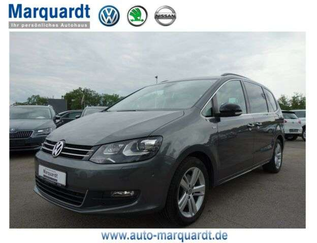 Volkswagen Sharan 1.4 TSI DSG 7S.AHK Side Kamera ACC Navi, Jahr 2021, Benzin