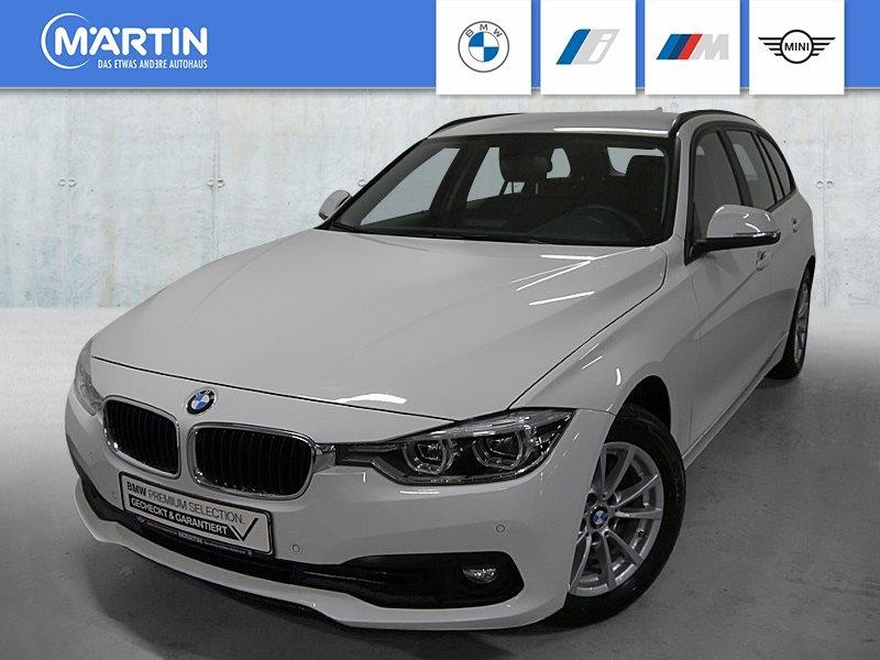 BMW 316d Touring *LED*Navi*Bus.*USB*Klimaaut.*Shz, Jahr 2018, Diesel