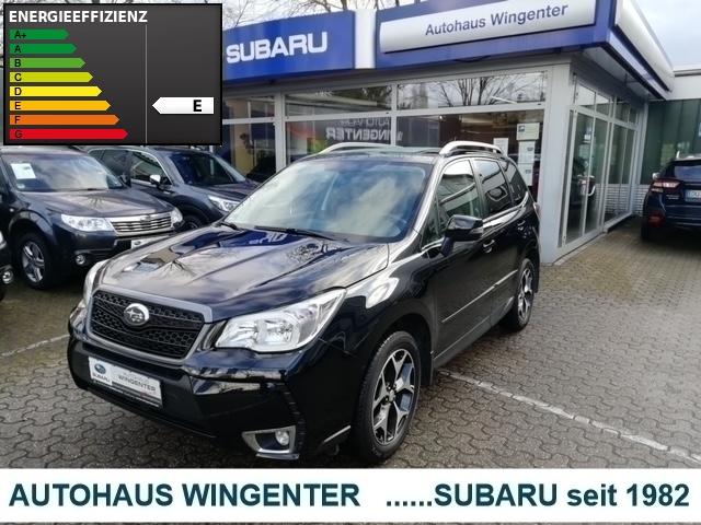 Subaru Forester 2.0 XT Platinum*Top-Zustand*AHK, Jahr 2013, Benzin
