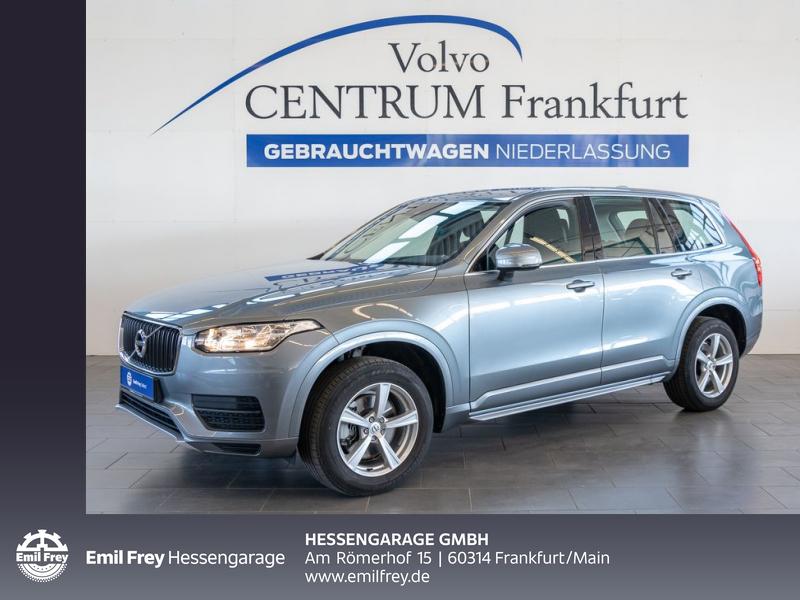 Volvo XC90 D4 Aut Navi Sitzh Einparkh Heckklappenauto, Jahr 2017, Diesel