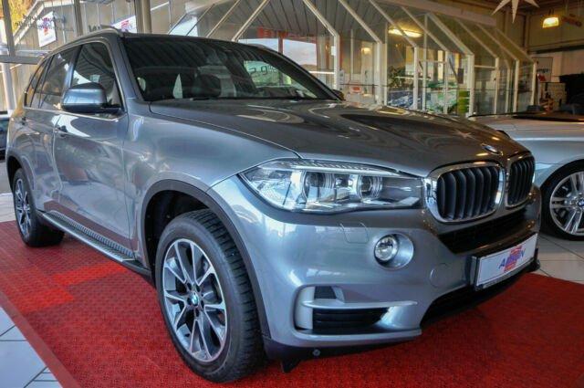 """BMW X5 xDrive30d Sport-Automatik """"AHK/RFK/Navi/19"""", Jahr 2013, Diesel"""