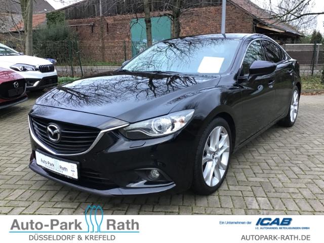 Mazda 6 2.2 SKYACTIV Sports-Line Navi,SHZ,RFK,BOSE, Jahr 2013, Diesel