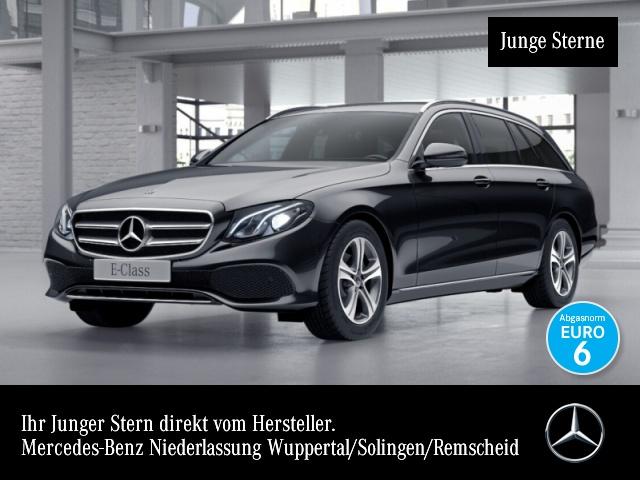 Mercedes-Benz E 200 d T Avantgarde LED Kamera Totwinkel PTS 9G, Jahr 2018, Diesel