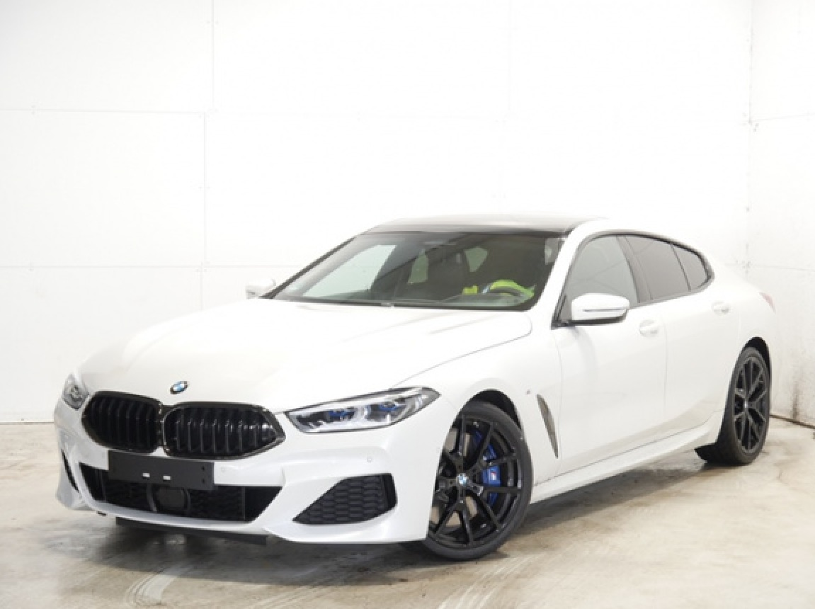 BMW 840i Gran Coupé M SPORT Laser ACC Sitzbelüf Pano, Jahr 2020, Benzin