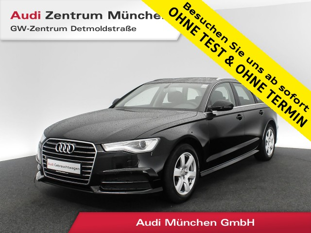 Audi A6 Avant 2.0 TDI Navi Xenon PhoneBox R-Kamera S tronic, Jahr 2018, Diesel