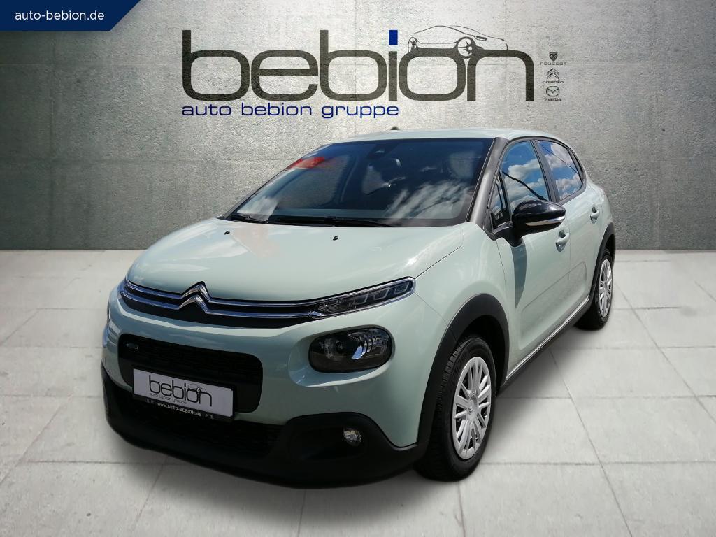 Citroën C3 (B618) PureTech 82 Feel Sitzh. PDC Klima, Jahr 2017, Benzin