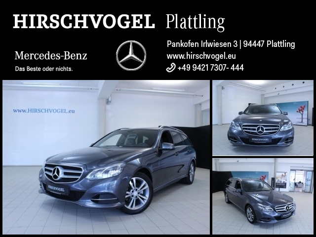 Mercedes-Benz E 200 BT AVANTGARDE+Navi+LED+PDC+SHZ+Spiegel-Pak, Jahr 2015, Diesel