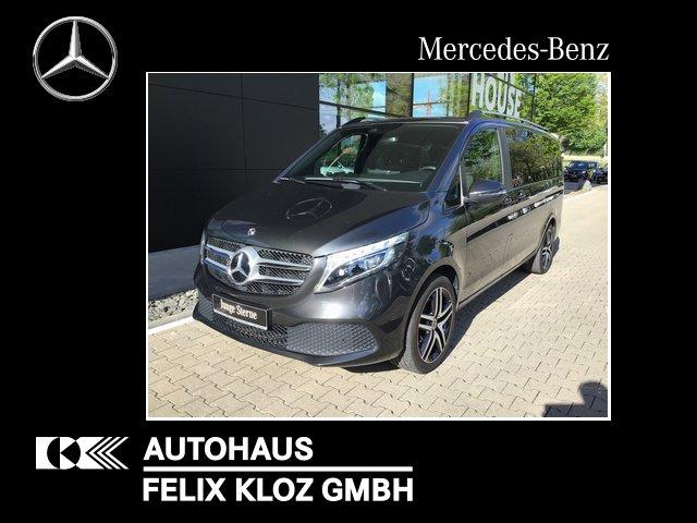 Mercedes-Benz V 300d 4M Edition L - DISTRONIC/ILS/AHK/Liege-P., Jahr 2019, Diesel