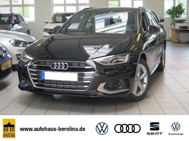 Audi A4 Avant 35 TFSI advanced S tronic *S line Int.*, Jahr 2020, Benzin