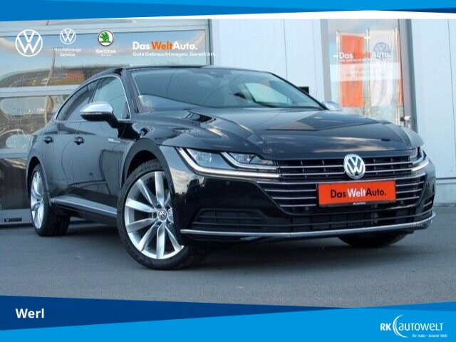 Volkswagen Arteon 2.0 TDI DSG Elegance Bluetooth Navi LED, Jahr 2017, Diesel