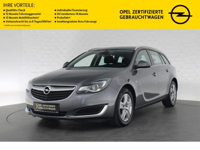 Opel Insignia ST EDITION TURBO+NAVI+TEMPOMAT+INTELLILINK+LED-TAGFAHRLICHT, Jahr 2015, Benzin