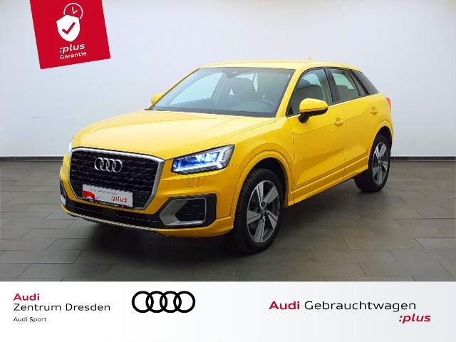 Audi Q2 1.6 TDI design ACC LED-SW, Jahr 2016, Diesel