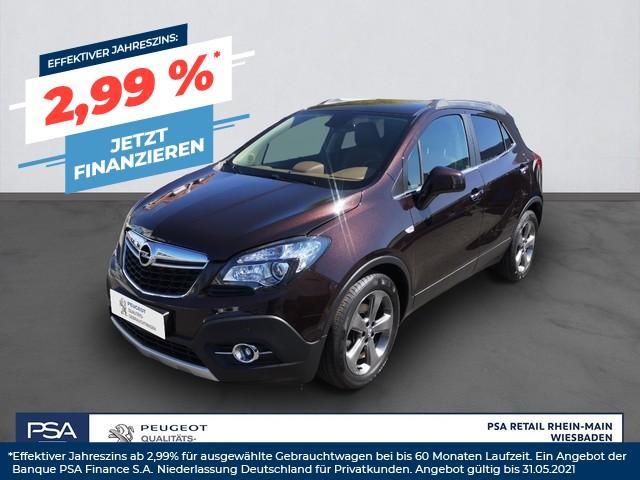 Opel Mokka 1.4 Turbo ecoFLEX Innovation *Sitzh*Ergo-Sitz*Kamera*, Jahr 2014, Benzin