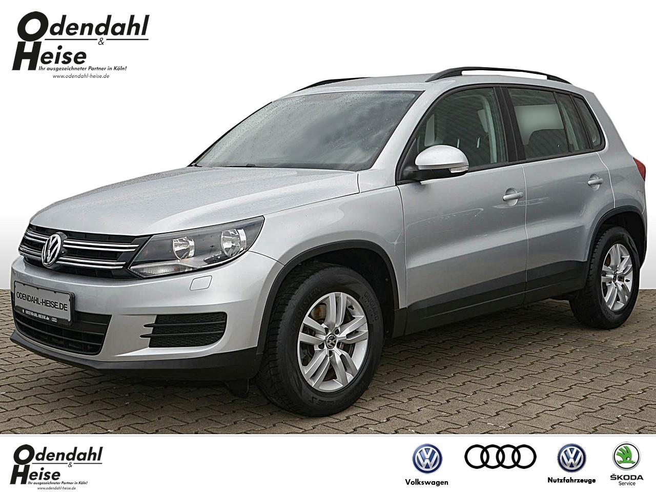 Volkswagen Tiguan 1,4 l TSI BMT EU6 Navi Einparkhilfe, Jahr 2015, Benzin