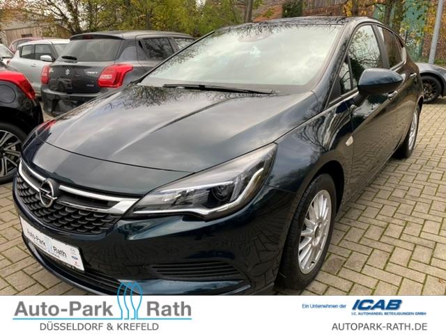 Opel Astra K Lim. 5türig Edition Start St, Jahr 2016, Benzin