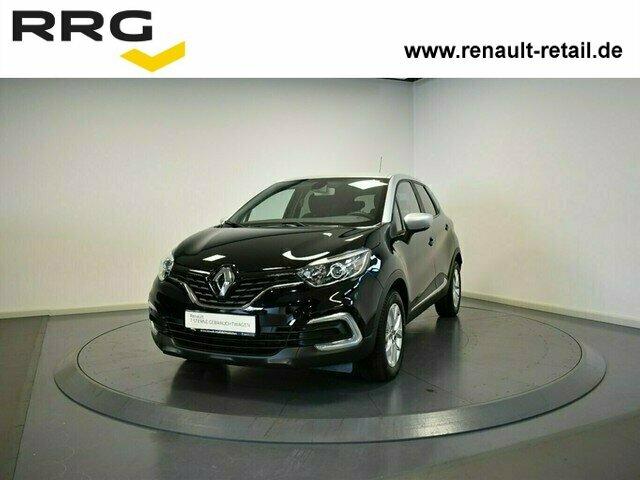 Renault Captur Limited Inspektion & TÜV neu!!!, Jahr 2019, Benzin