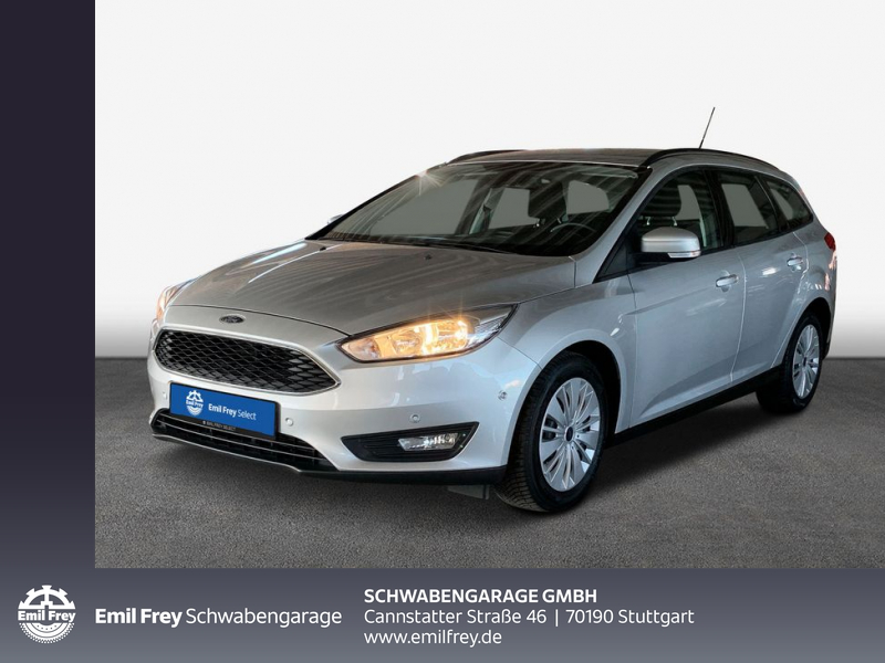 Ford Focus Turnier Business Edition RFK Navi PDC, Jahr 2017, Benzin
