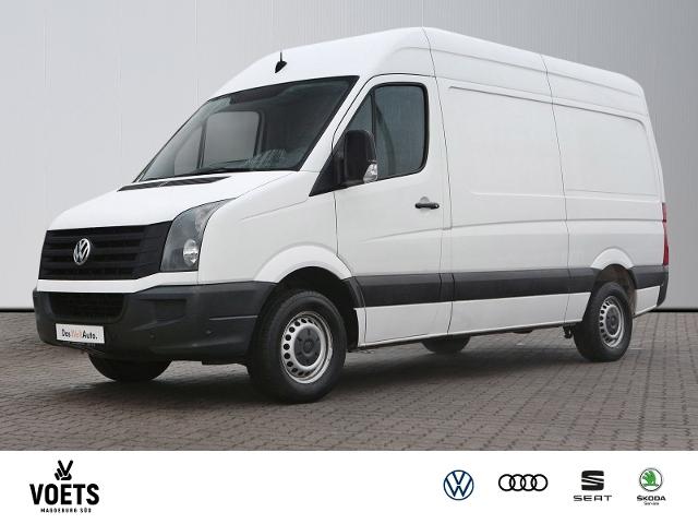 Volkswagen Crafter 35 Kasten mittlerer Radstand hoch, Jahr 2016, Diesel