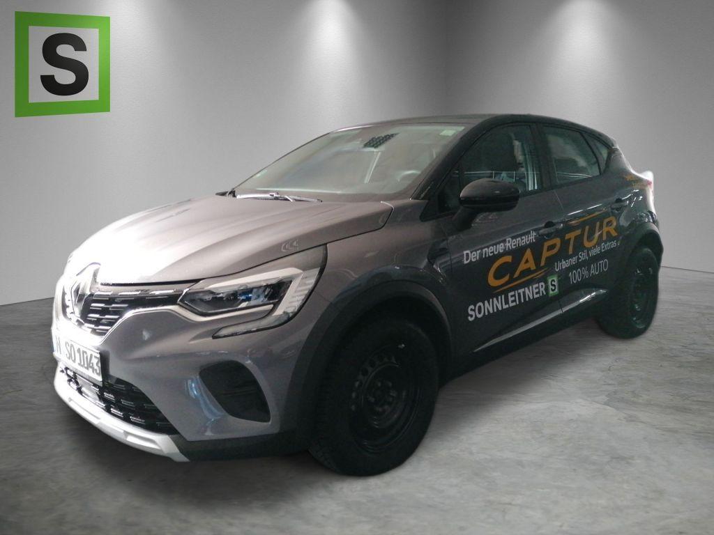 Renault Captur TCe 100 EXPERIENCE 3502, Jahr 2020, Benzin