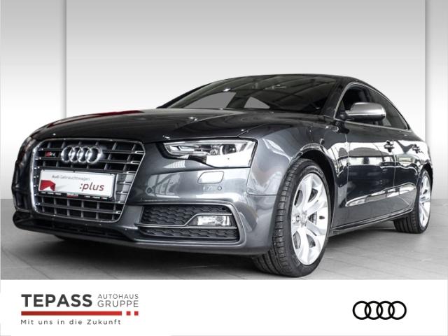 Audi S5 Sportback 3.0 TFSI quattro Navi Leder Schiebedach, Jahr 2015, Benzin